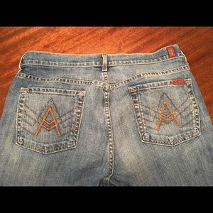 Men's 7 For all Mankind Jeans - Size 33